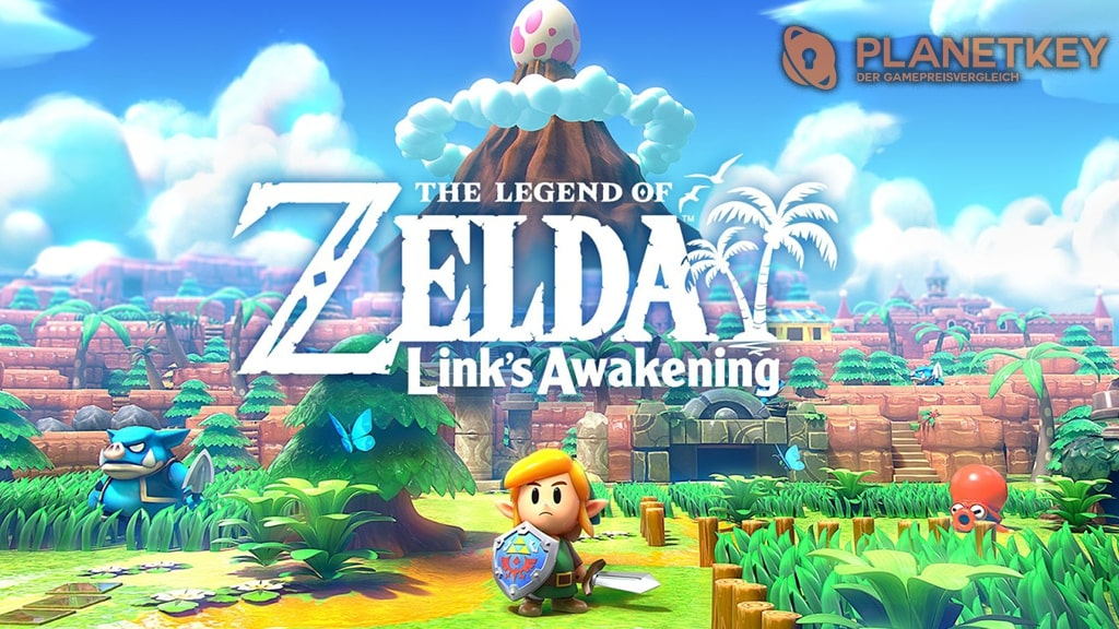 The Legend of Zelda: Link's Awakening neuer Trailer