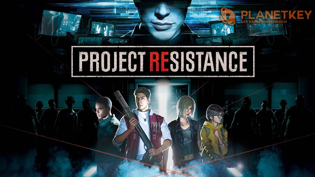 Resident Evil Project Resistance Trailer mit Gameplay
