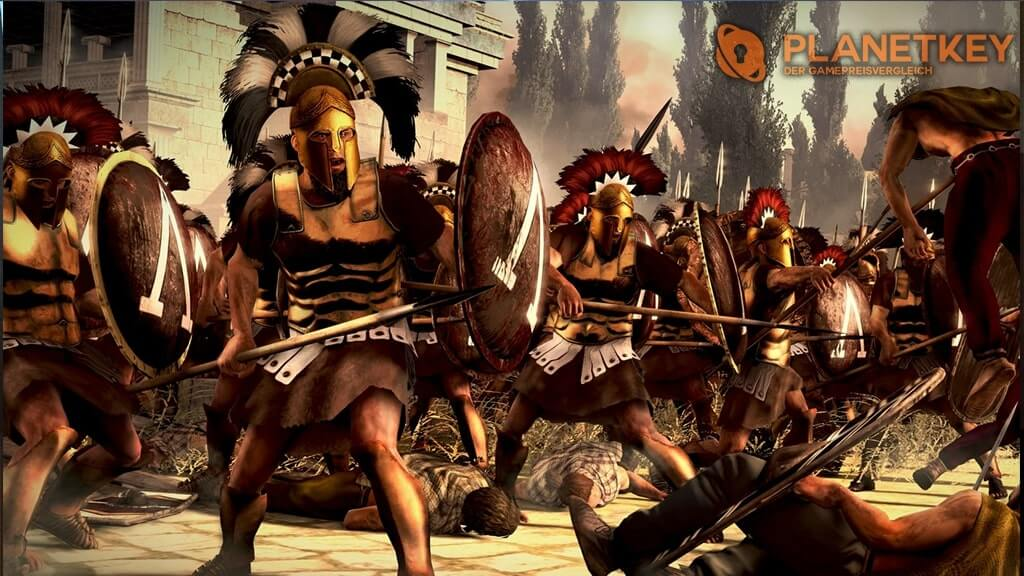 Enthüllt - Troy: A Total War Saga