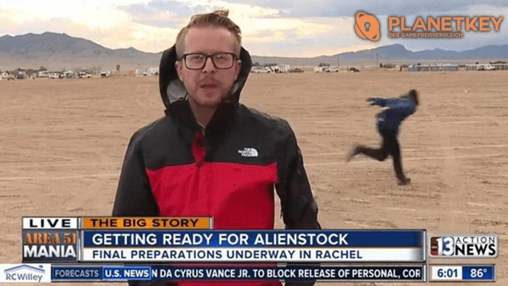 Area 51 Sturm