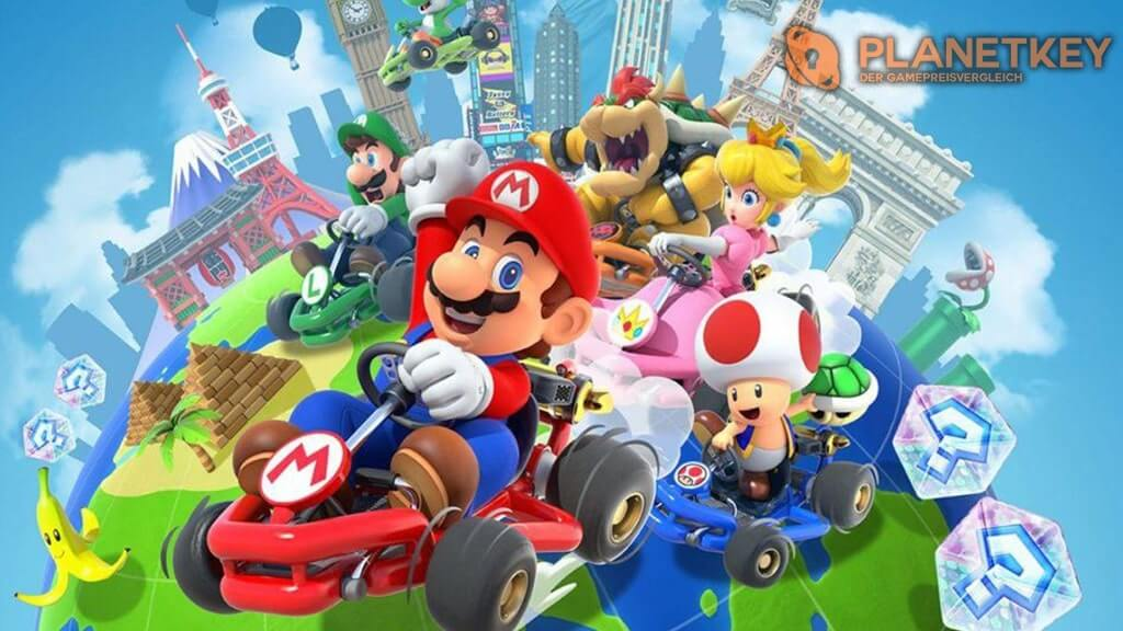 Mario Kart Tour stellt Download-Rekord auf