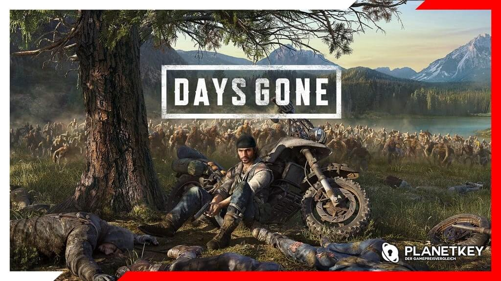 Days Gone präsentiert interessante Statistiken