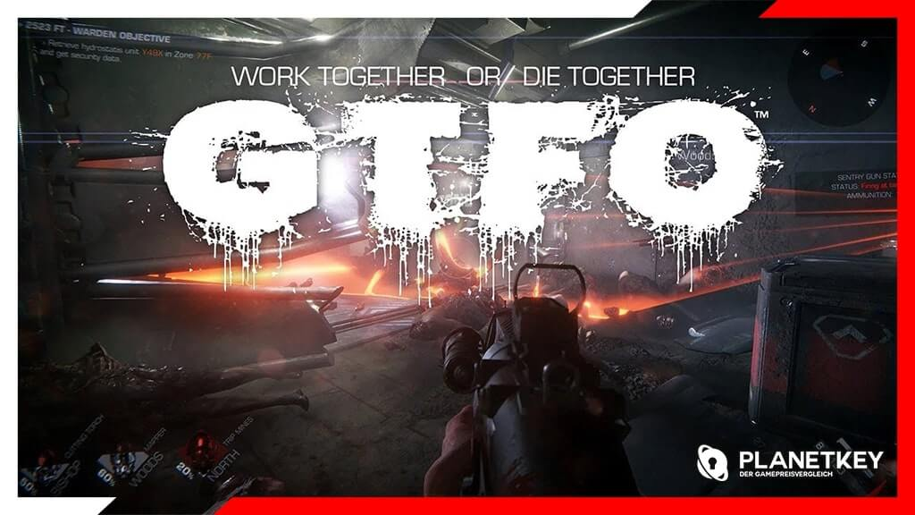 GTFO geht bald in den Early-Access
