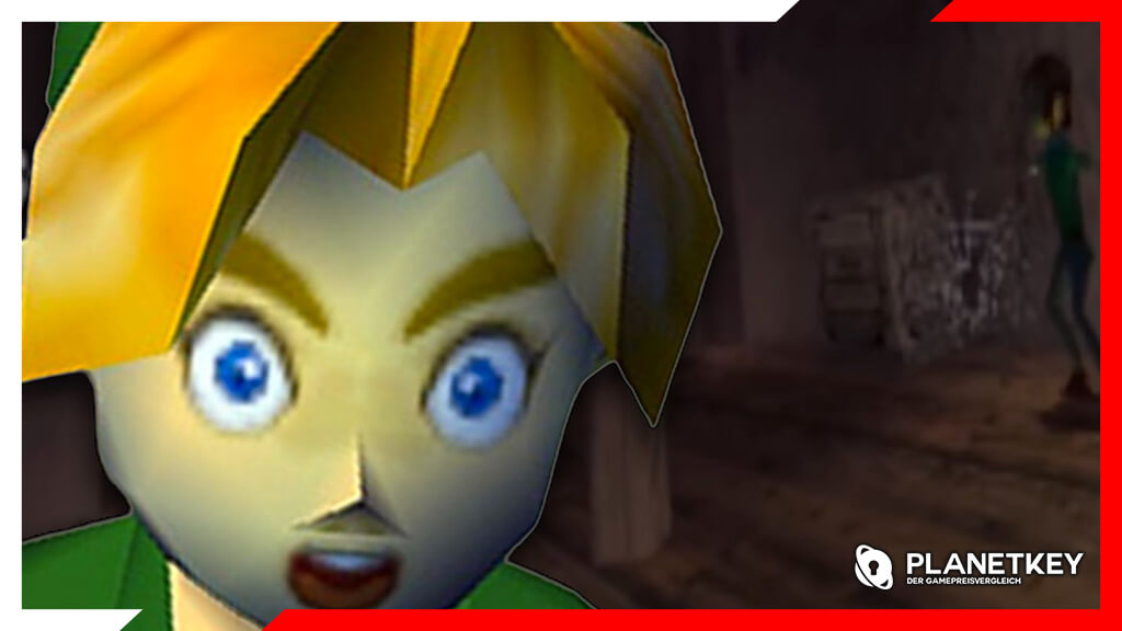 YouTuber verbringt 24h in Zelda: Ocarina of Time in VR