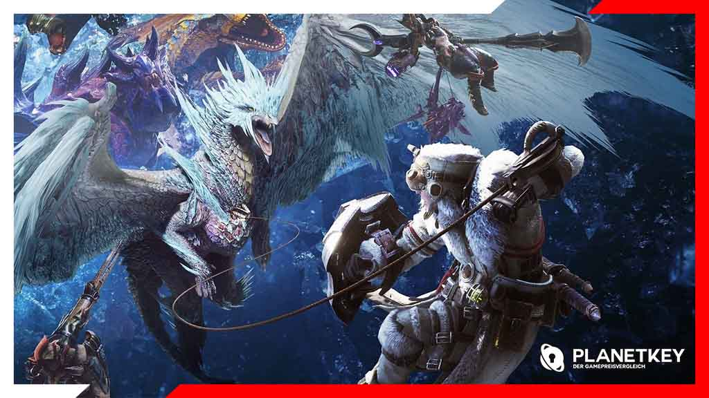 Monster Hunter Iceborn – der Starterguide!