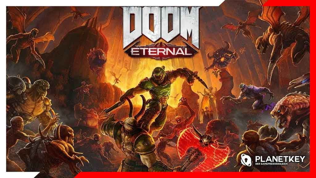 DOOM Eternal Trailer verrät Story!