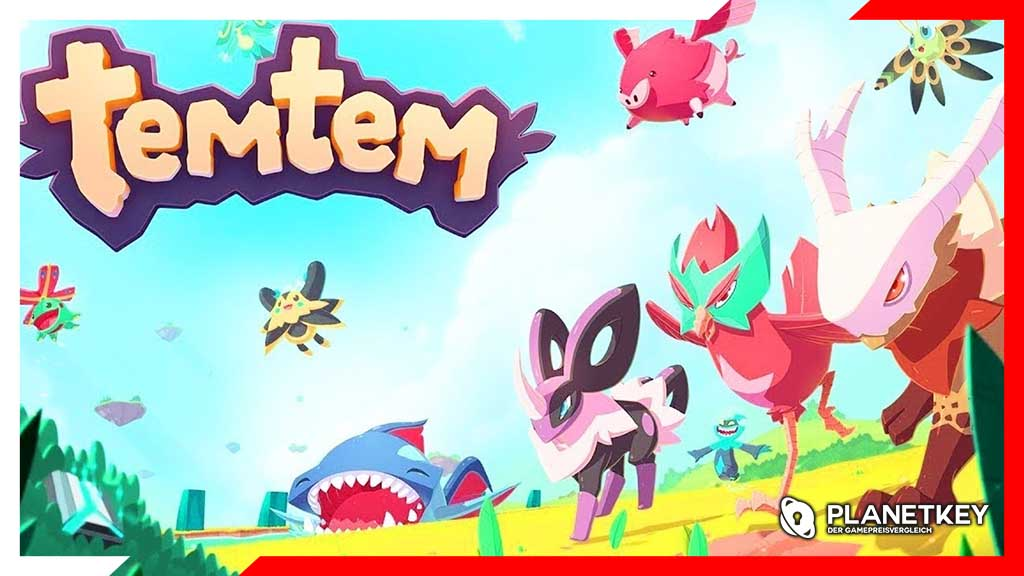 Temtem erobert Steam!