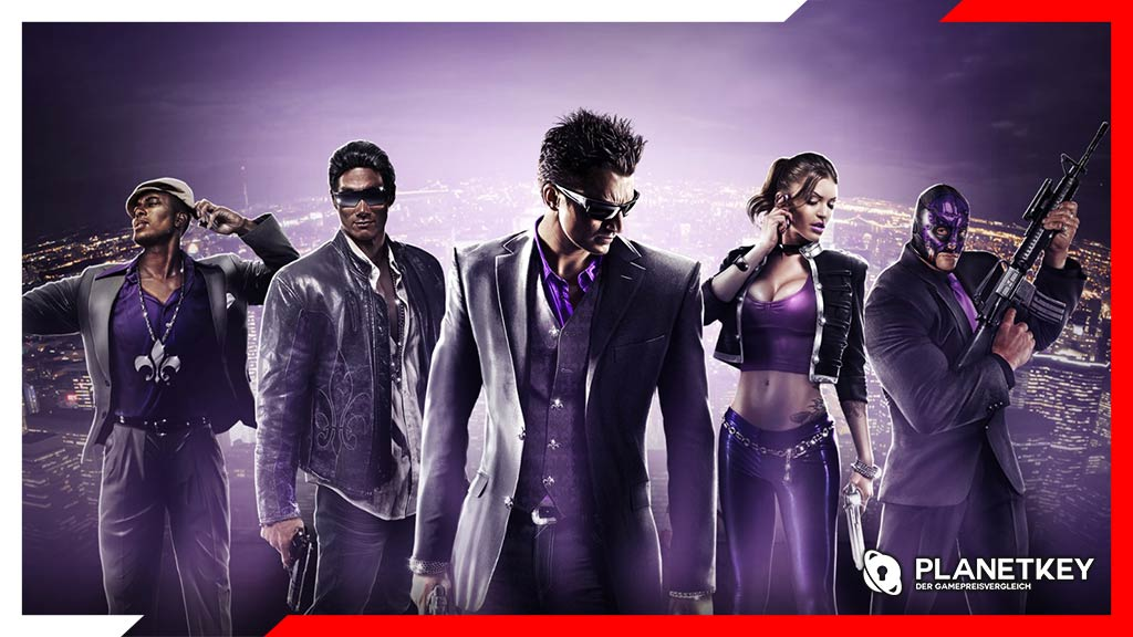 Kommt Saint Row: Third Remastered?