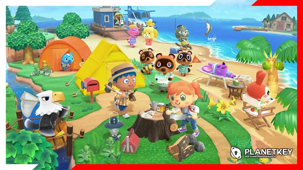 Animal Crossing: New Horizons Update jetzt verfügbar (Version 1.2.1)