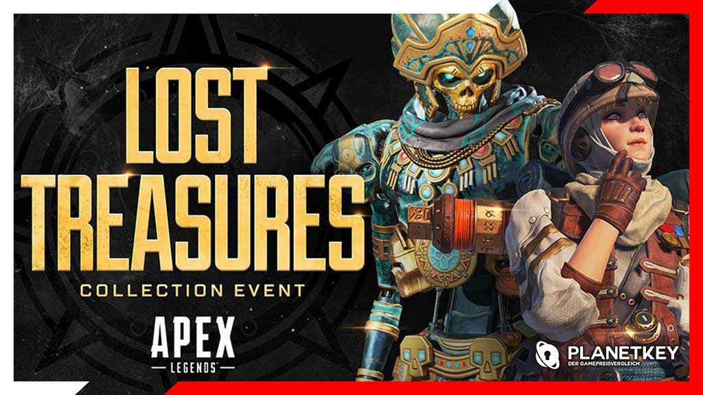 Apex Legends Crossplay angekündigt, Lost Treasures Collection enthüllt