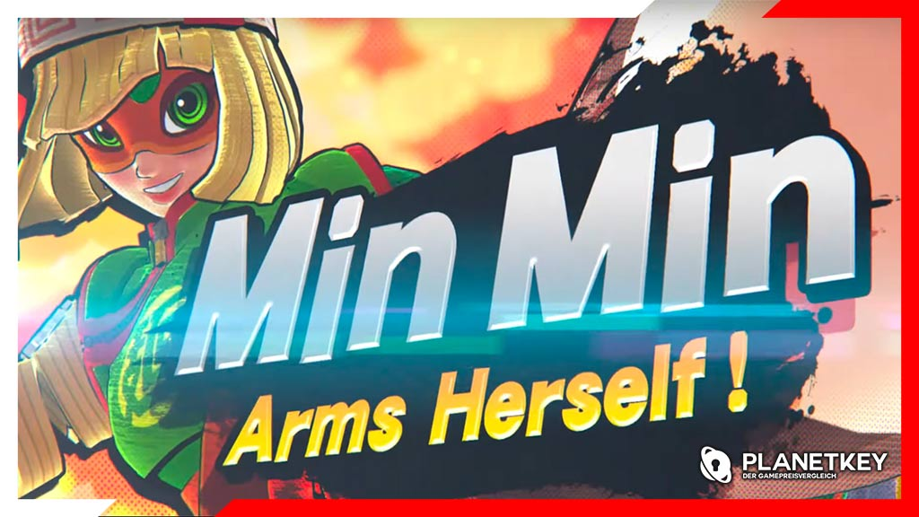 Min Min Arms Herself!
