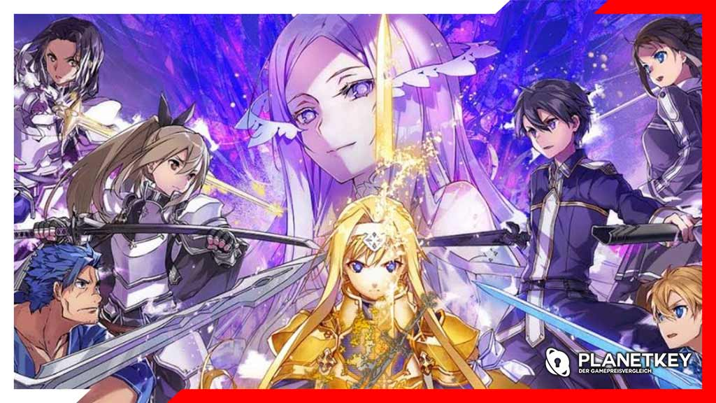 Sword Art Online Alicization Lycoris Trailer & Gameplay, Asuna, Koop, Weltboss & mehr