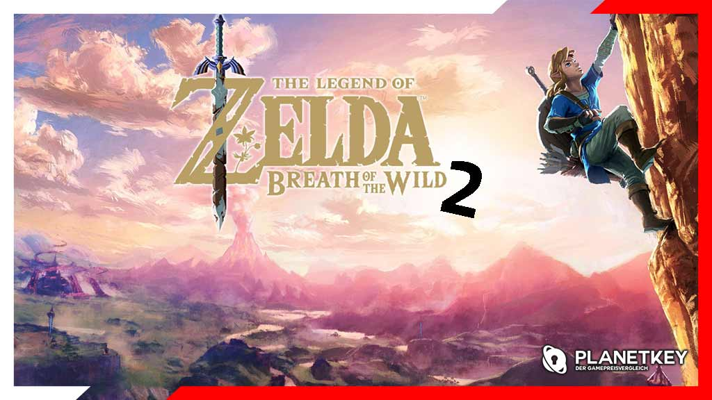 Breath of the Wild 2 bald fertig?
