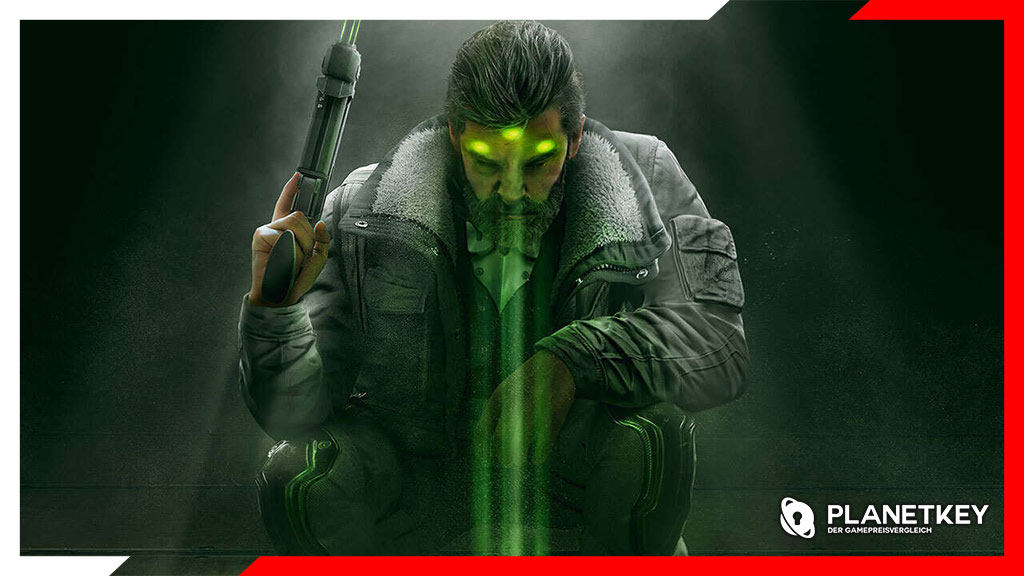 Splinter Cell kommt zu Rainbow Six Siege