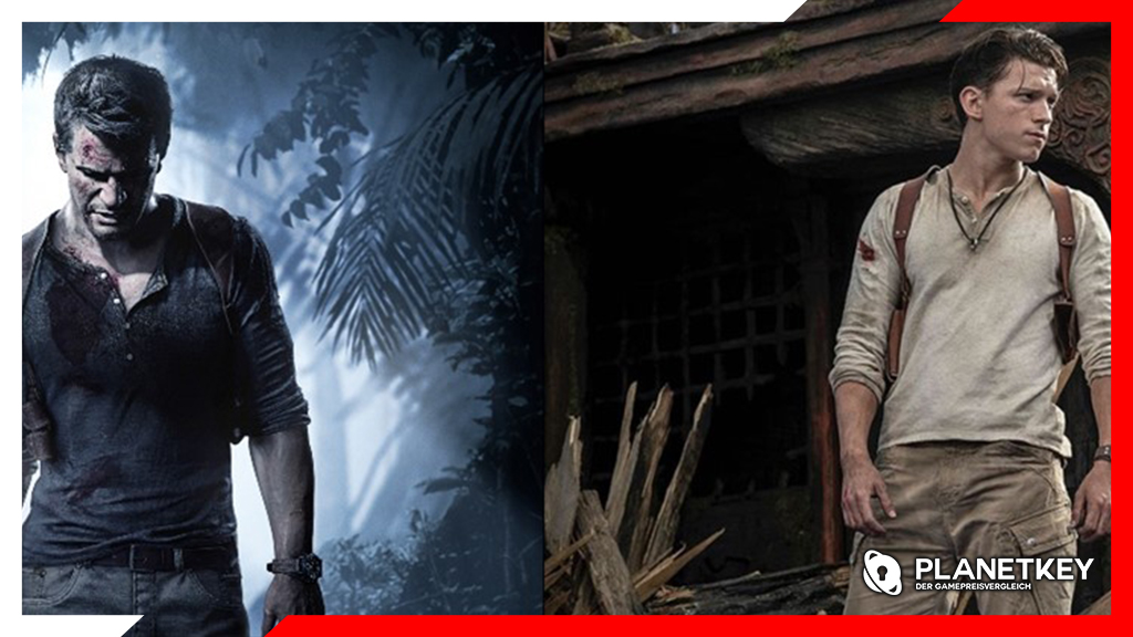 Tom Holland ist Nathan Drake im neuen Uncharted Film