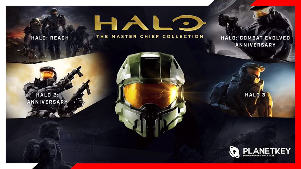Halo: Die Master Chief Collection wird für Xbox Series X/S optimiert
