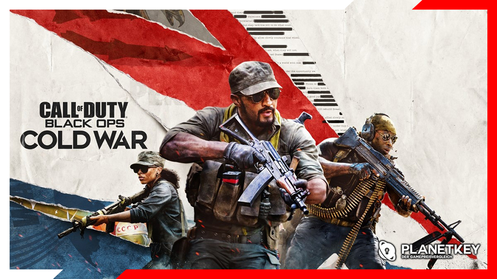 Call of Duty: Cold War braucht 250 GB Speicherplatz