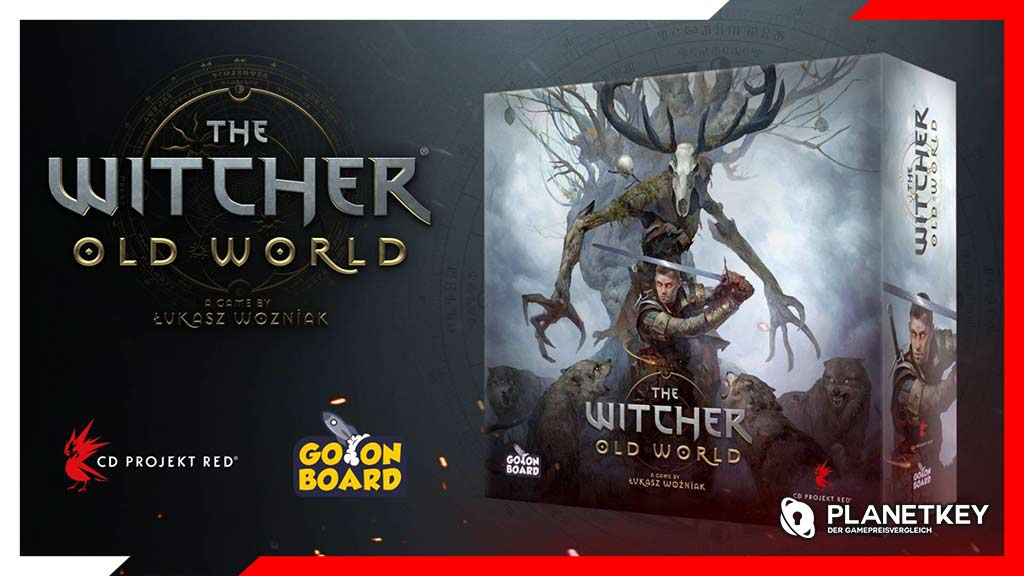 CD Projekt Red enthüllt neues Brettspiel, The Witcher: Old World