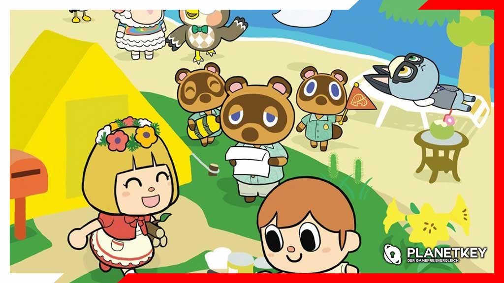 Animal Crossing: Neue Horizonte Manga kommt diesen September in den Westen