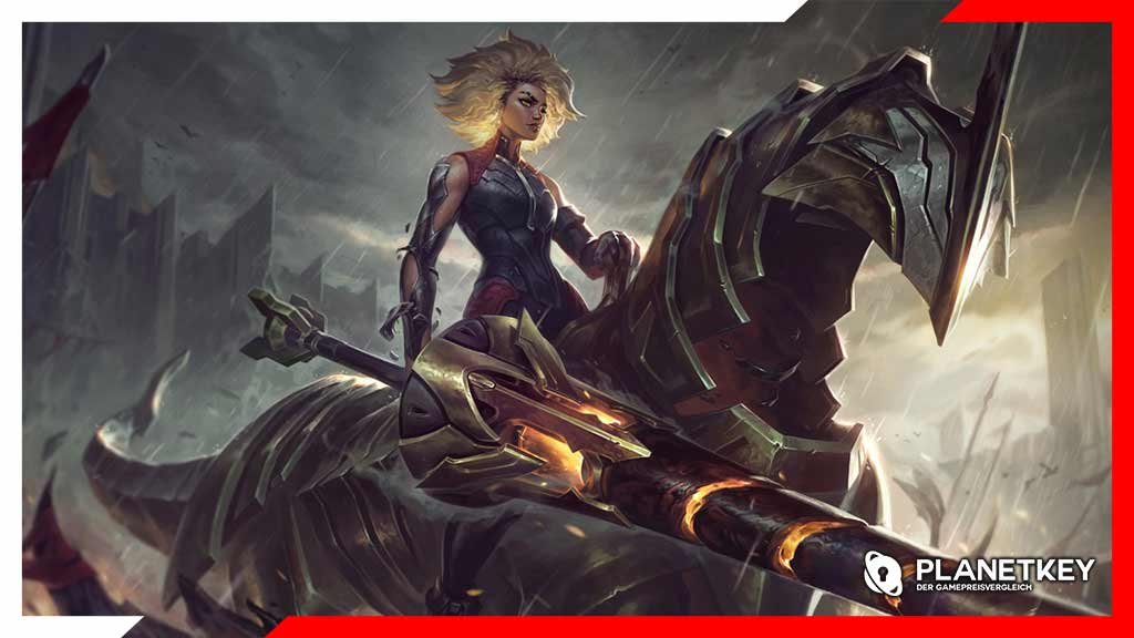 Riot Game rekrutiert für sein neues MMORPG aus dem League of Legends-Universum