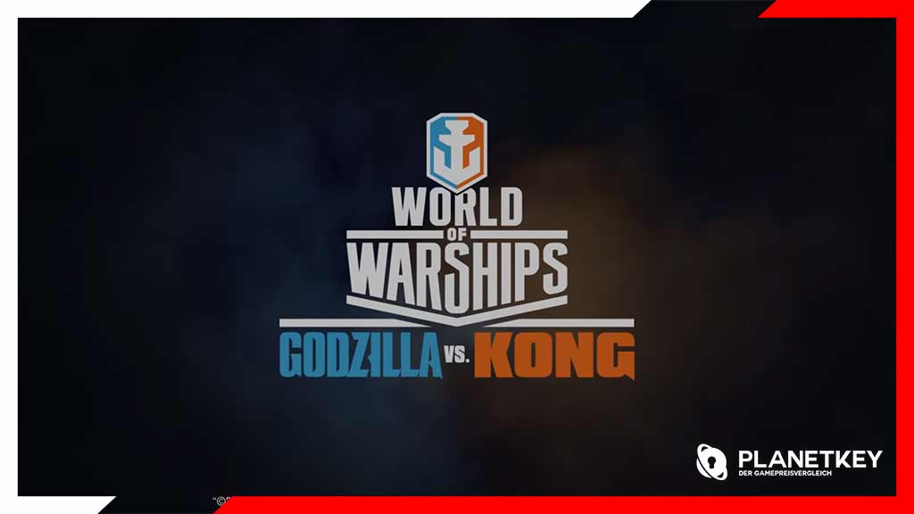 Godzilla vs. Kong kommt mit Update zu World of Warships