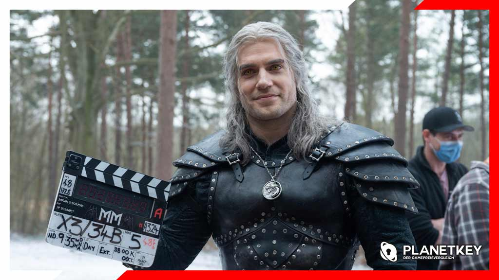 Netflixs The Witcher Staffel 2 ist fertig