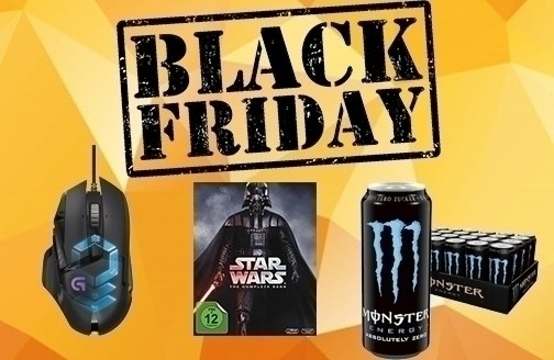 AMAZON BLACK FRIDAY - Angebote für Gamer