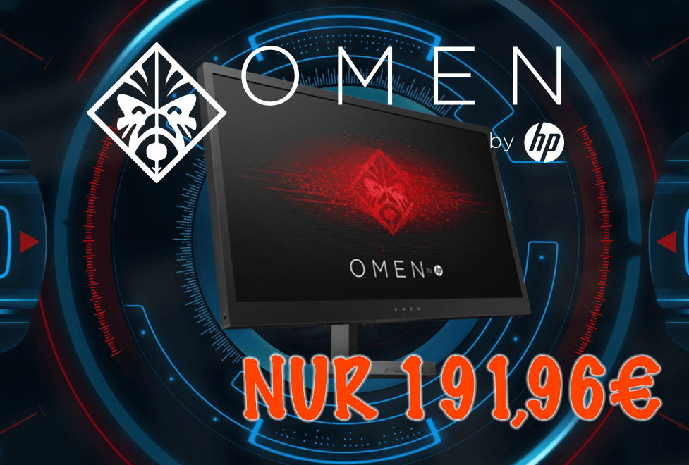 (amazon.de) HP Omen Z7Y57AA 144Hz 24