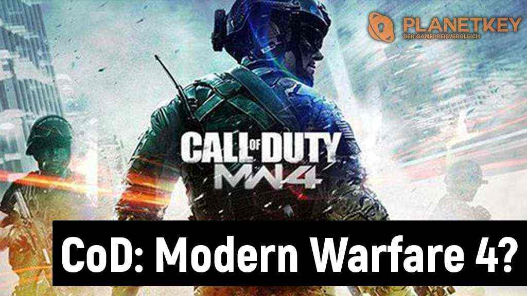 Bekommen wir Call of Duty: Modern Warfare 4?
