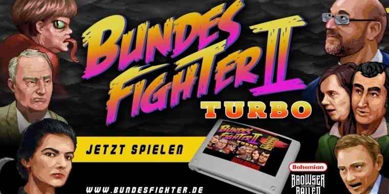 Bundes Fighter 2 Turbo - kostenlos!