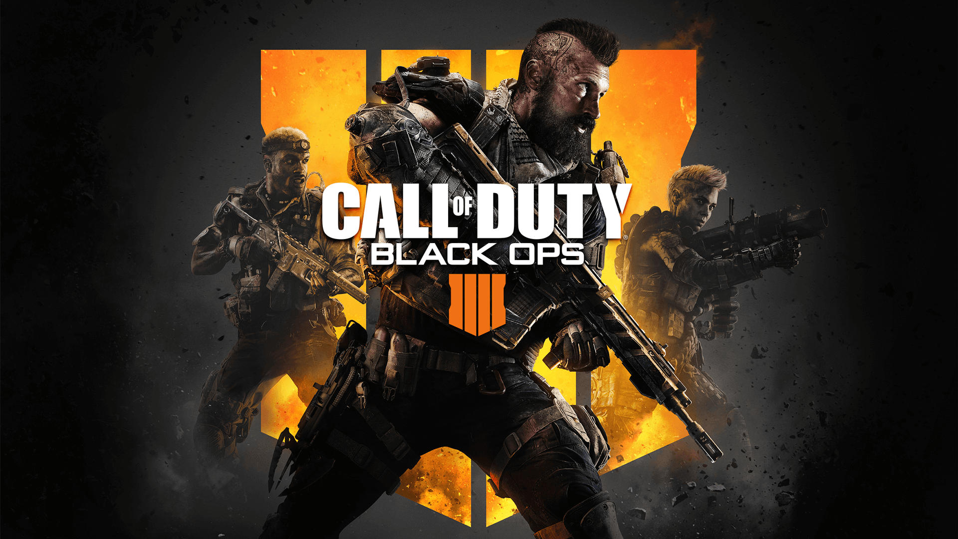 Call of Duty: Black Ops 4 - 50 Gigabyte Day-One-Patch