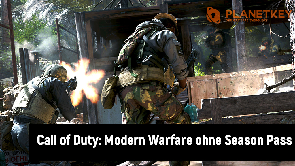 Call of Duty Modern Warfare ohne Season Pass