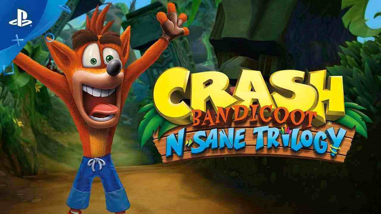 Crash Bandicoot N.Sane Trilogy PS4 nur 22,99 EUR