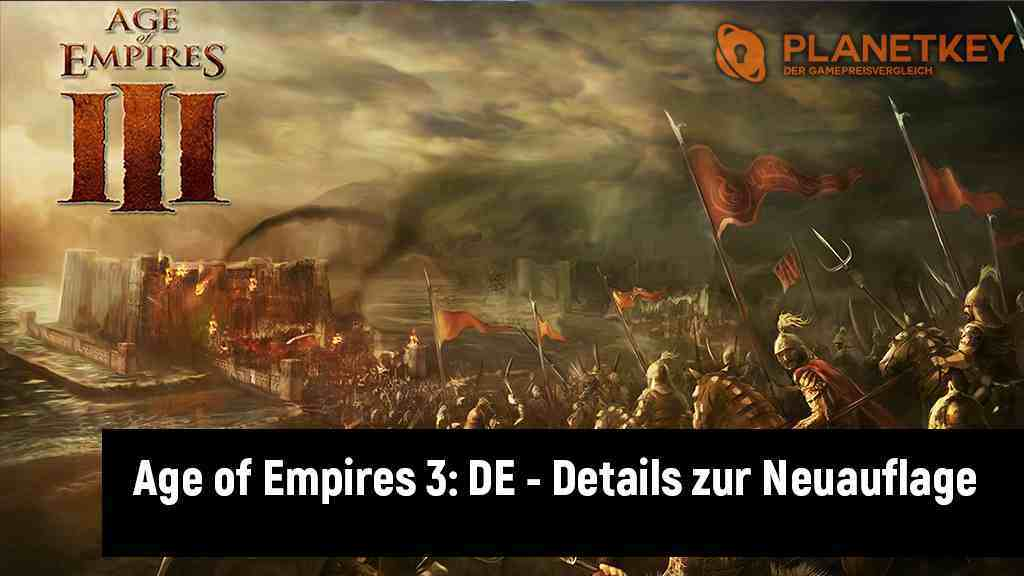 Das erwartet euch in Age of Empires 3: Definitive Edition