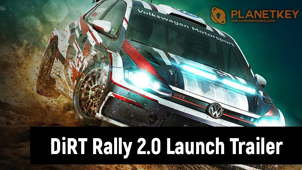 DiRT Rally 2.0 - Official Launch Trailer & Making-of-Episode