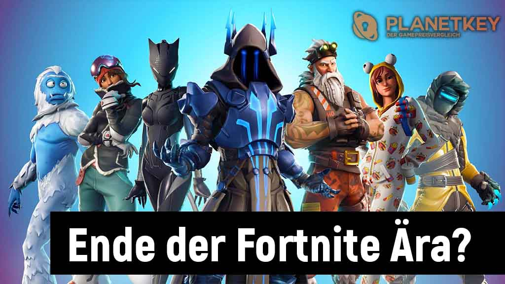 "Ende der Fortnite Ã""ra?"