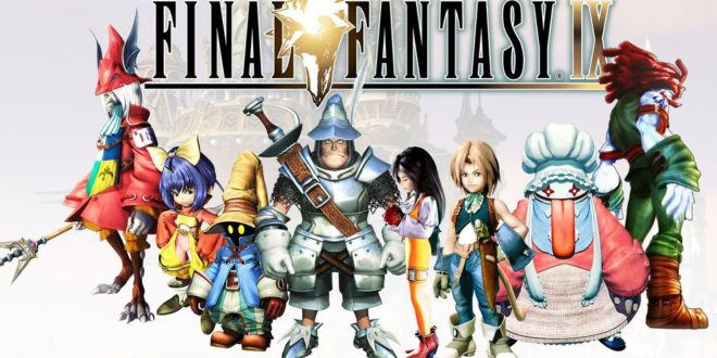 FINAL FANTASY IX Digital Edition nur 16,79€
