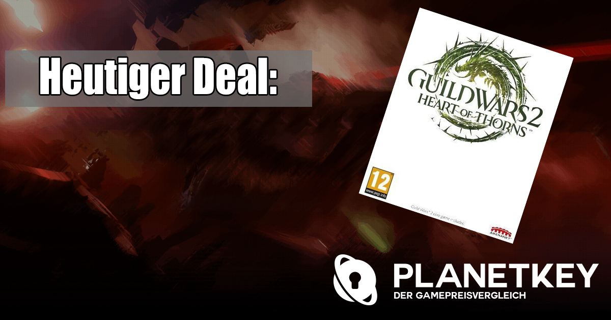 Guild Wars 2 Heart of Thorns unter 20.00€!