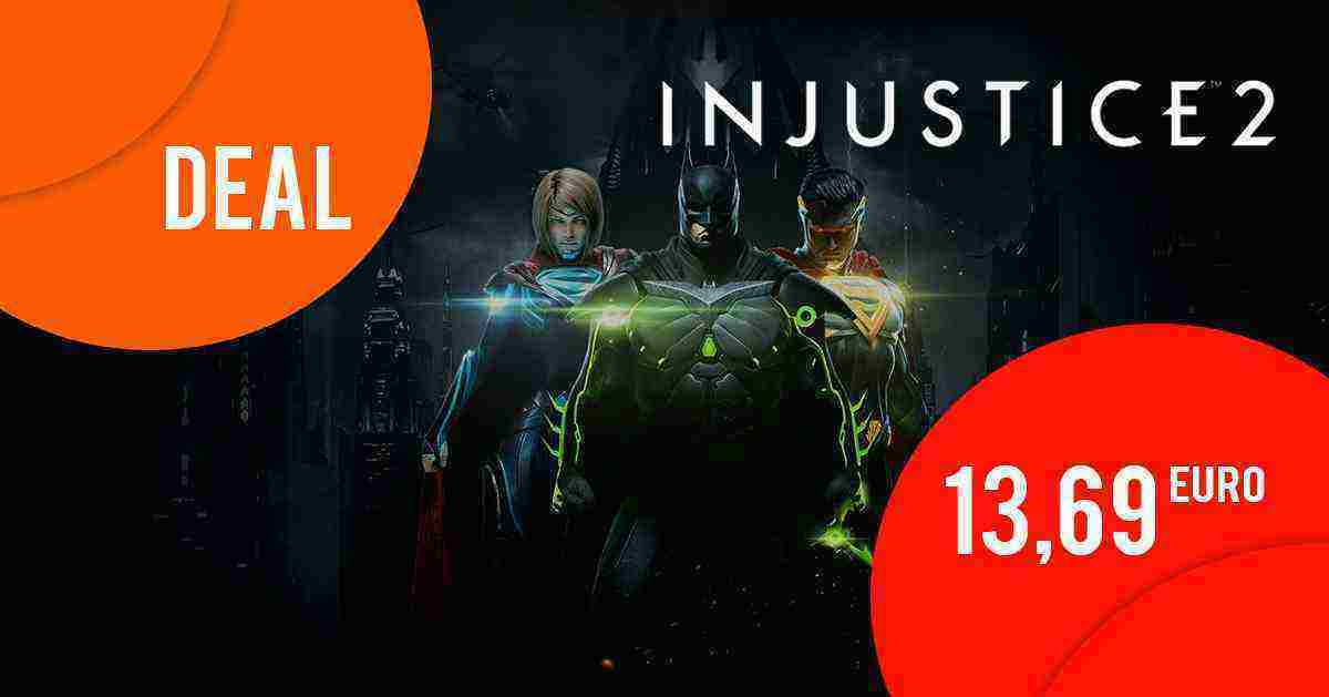 Injustice 2 Ultimate Edition PC nur 13,69!!!