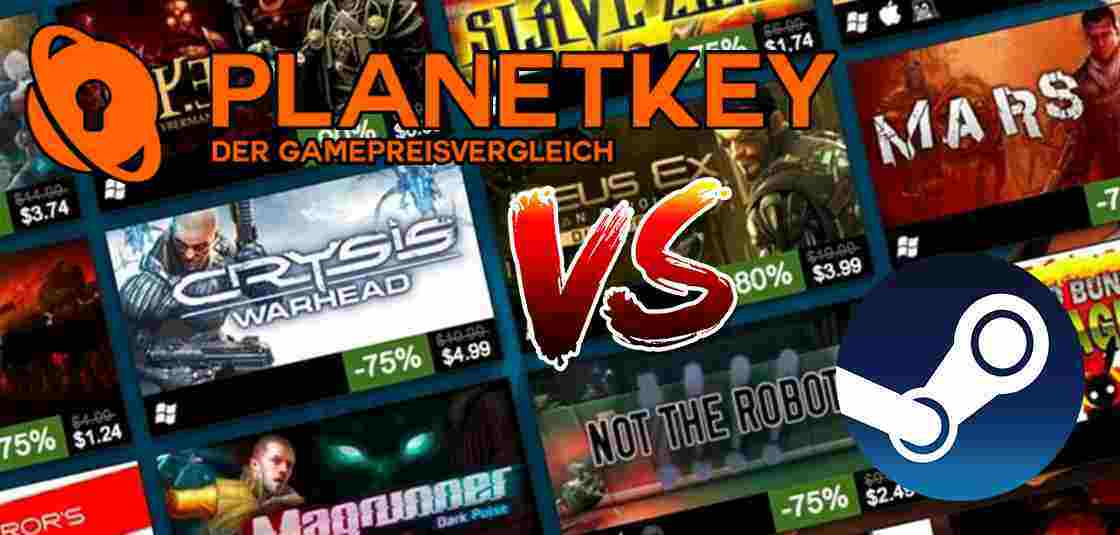 Planetkey vs. Steam Summer Sale 22.06.2017