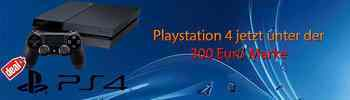 PlayStation 4 - Konsole Ultimate Player 1TB Edition auf Amazon unter 300€!