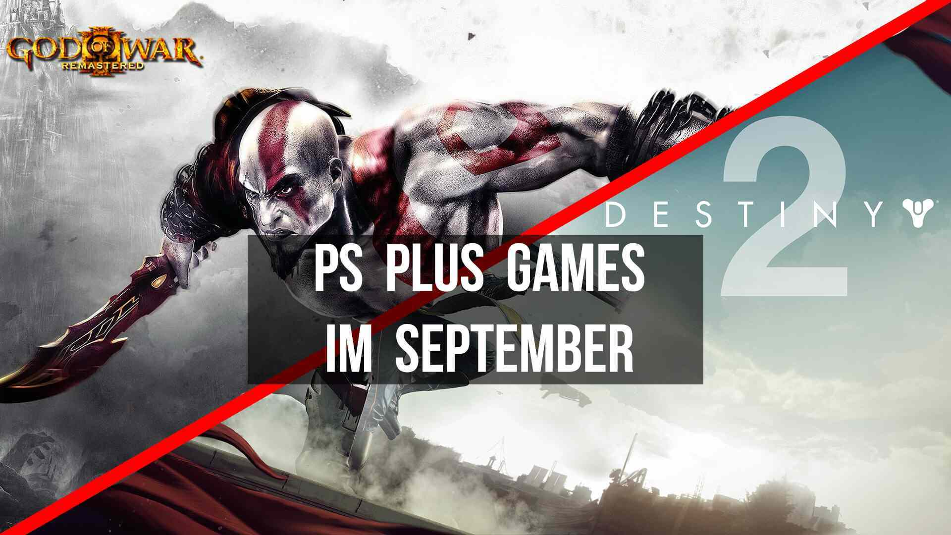 Playstation Plus Spiele im September
