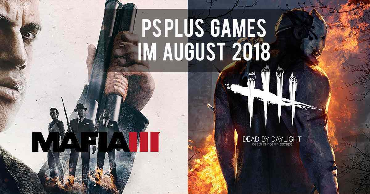 PS Plus Games im August 2018