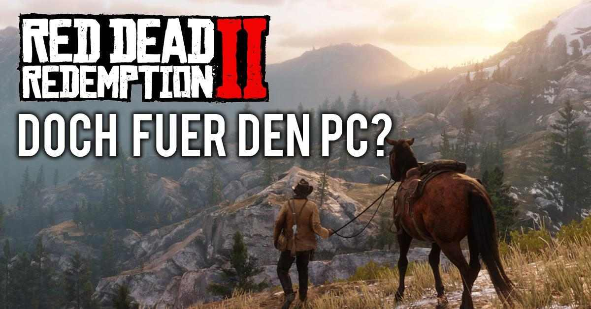 Red Dead Redemption 2 für den PC? Media Markt kurbelt Spekulationen an