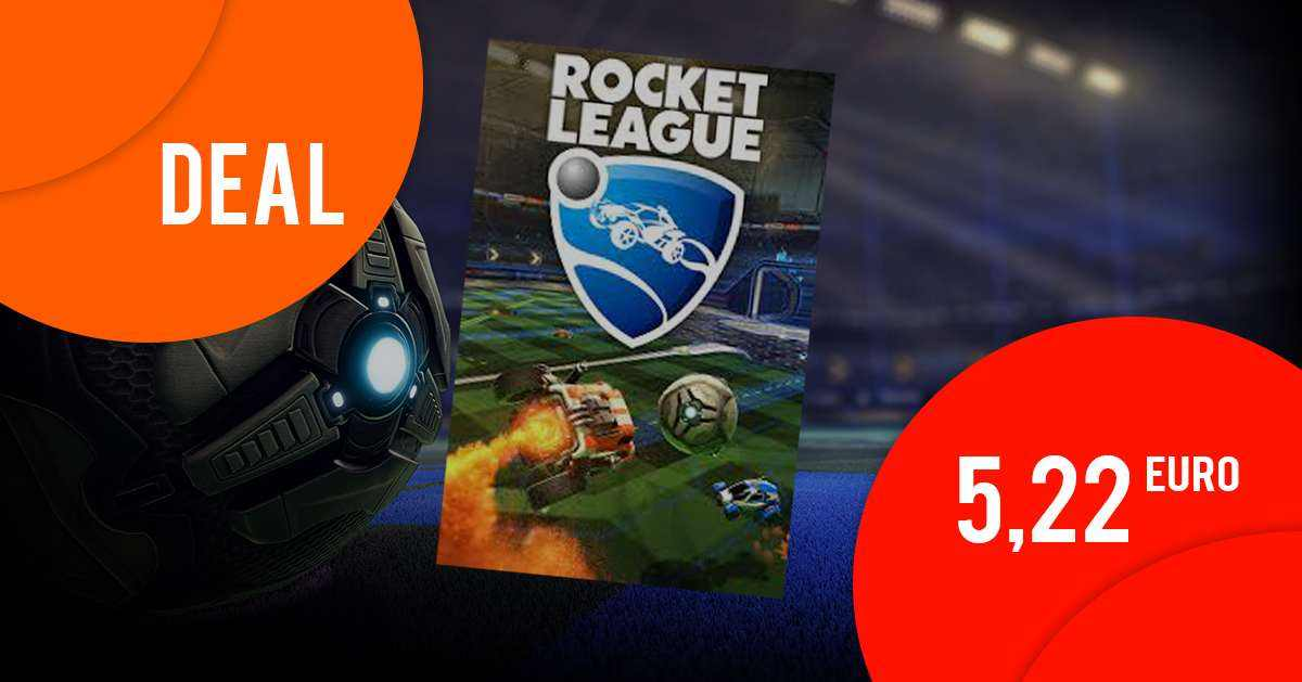 Rocket League nur 5,22 EUR