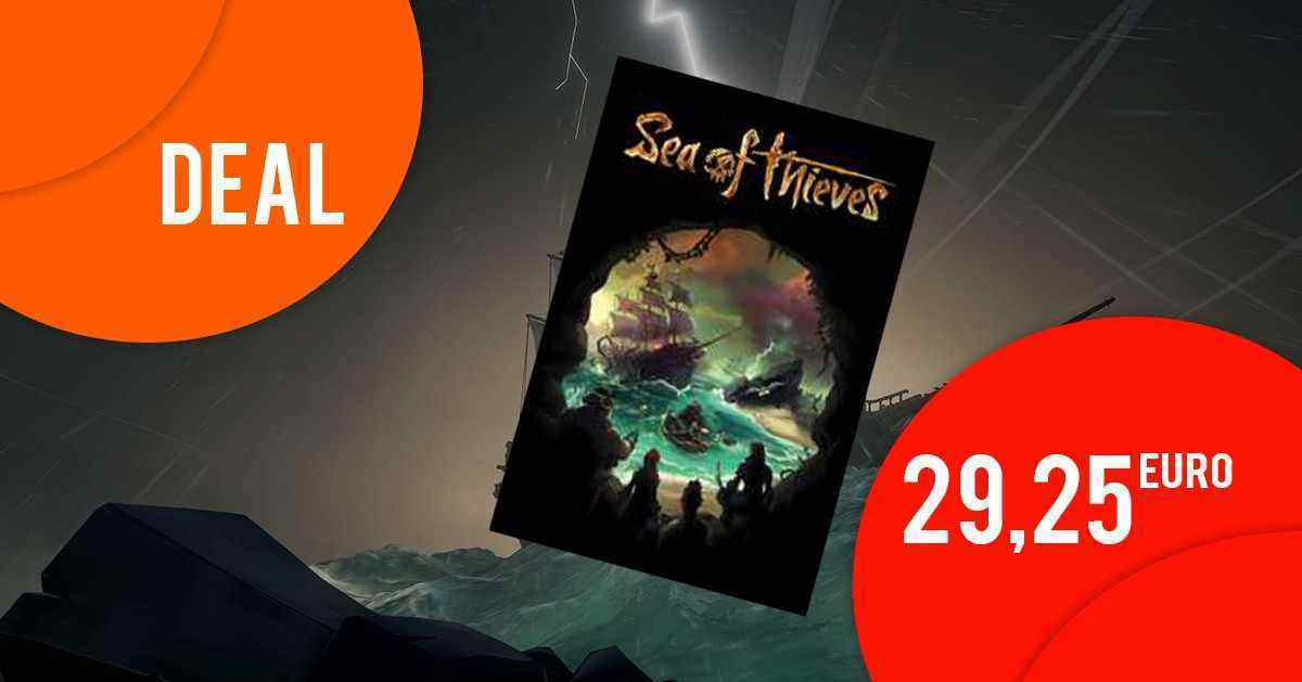 Sea of Thieves für nur 29,25 EUR