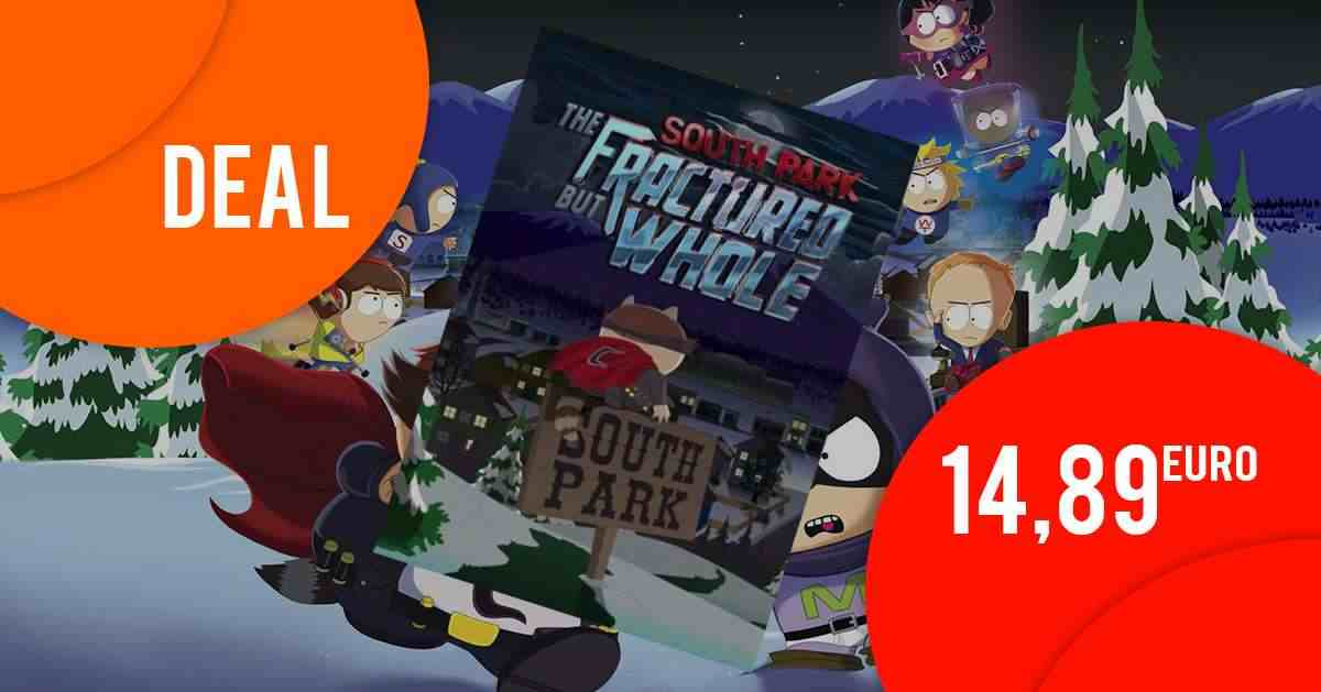 South Park: The Fractured but Whole günstig bei Instant-Gaming