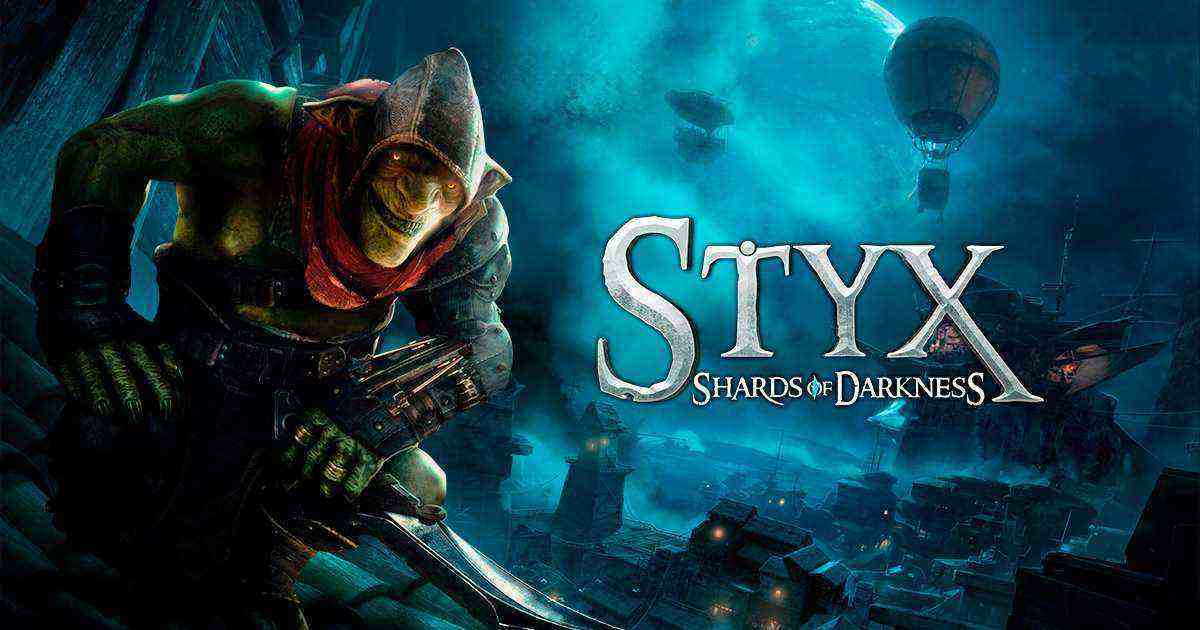 Styx - Shards of Darkness (RETAIL) meeega günstig kaufen!