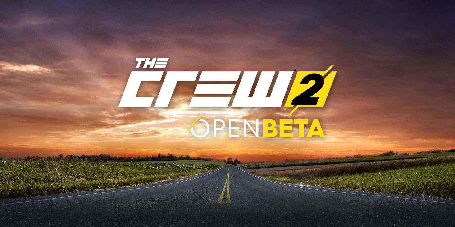 The Crew 2 Open Beta gestartet