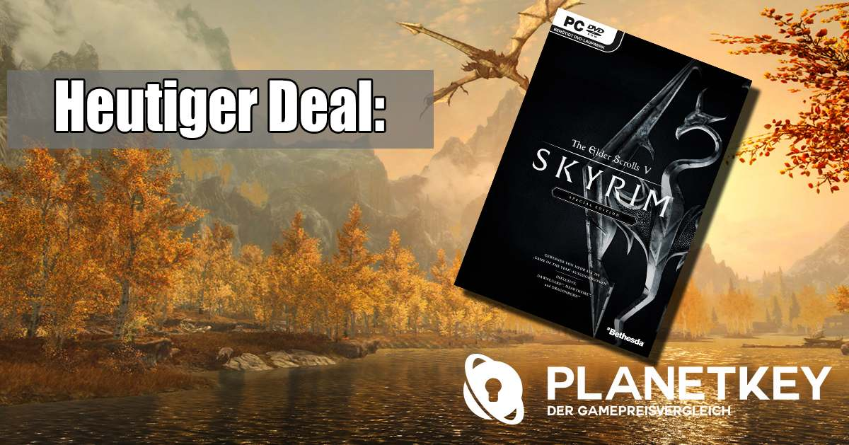 The Elder Scrolls V  Skyrim Special Edition im Angebot